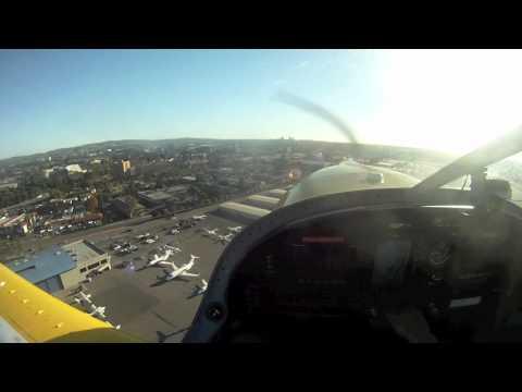 Pilots view... Flying the sportstar at KSNA