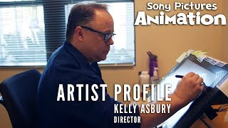 Inside Sony Pictures Animation - Director Kelly Asbury