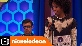 Henry Danger | Spelling Bee | Nickelodeon UK