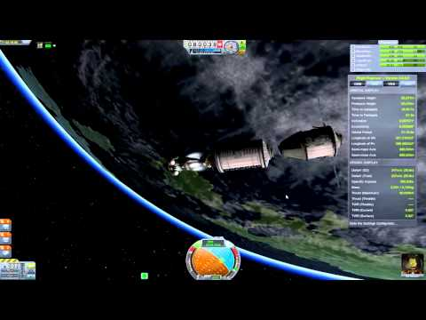 Kerbal Drilling Corporation - Et encore des débris en plus ! - Episode 7 (Mode Carrière) [FR]