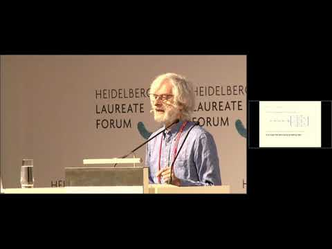 6th HLF – Lecture: Leslie Lamport