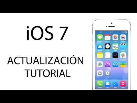Como instalar iOS 7    Restaurar y Actualizar    iPhone 4 4s 5   iPod Touch 5   iPad 2 3 4 Mini