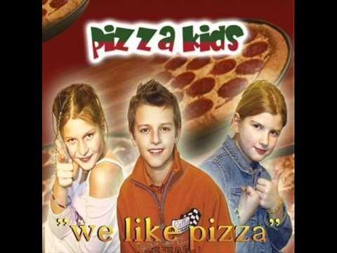 Pizza Kids - We Like Pizza (Radio Version)