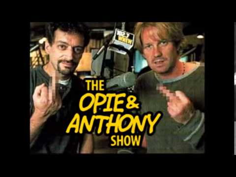 The Opie & Anthony Show - The Joys Of Anal Sex (wnew) video