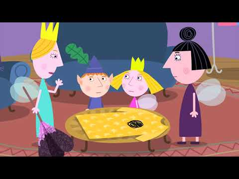 Ben and Holly's Little Kingdom Full Episode - Cowboy Ben and Cowgirl Holly - Cartoons for Kids