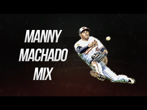 Manny Machado Mix | Defensive Highlights