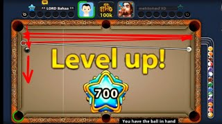 8 Ball Pool | Level 700 💪 | LORD Bahaa
