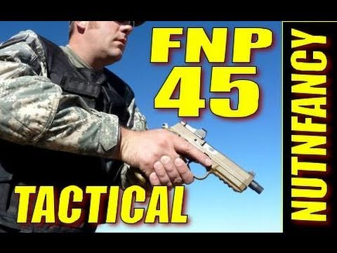 "Trench Warfare Drill:  ""FNP45 Tactical"""