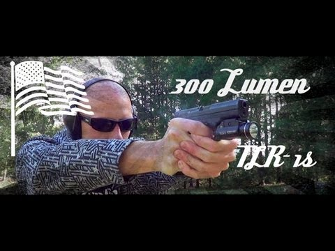 Streamlight TLR-1s 300 Lumen Model Review (HD)