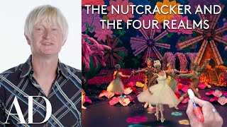 'The Nutcracker and the Four Realms' Sets Explained by the Movie's Set Designer | Notes on a Set