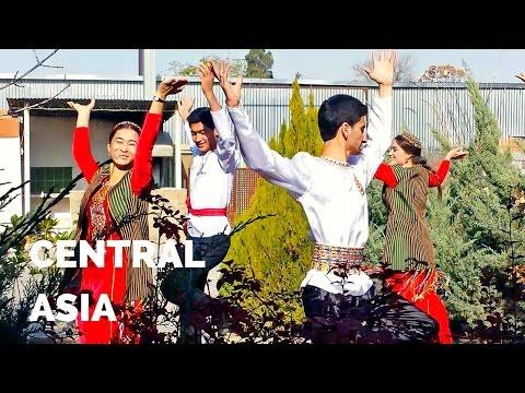 3 Silk Road Dances in Turkmenistan