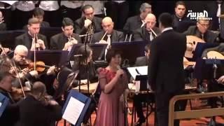 أغاني فيروز والرحابنة بتوزيع جديد بصوت أميمة الخليل
