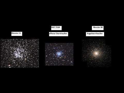 Der Wildentenhaufen Messier 11 - Teil 1 Einzelheiten