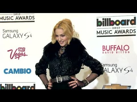 Madonna Kind of Did Jury Duty | Splash News TV | Splash News TV