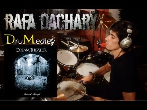 Dream Theater & Mike Portnoy Tribute - TRAIN OF THOUGHT by Rafa Dachary