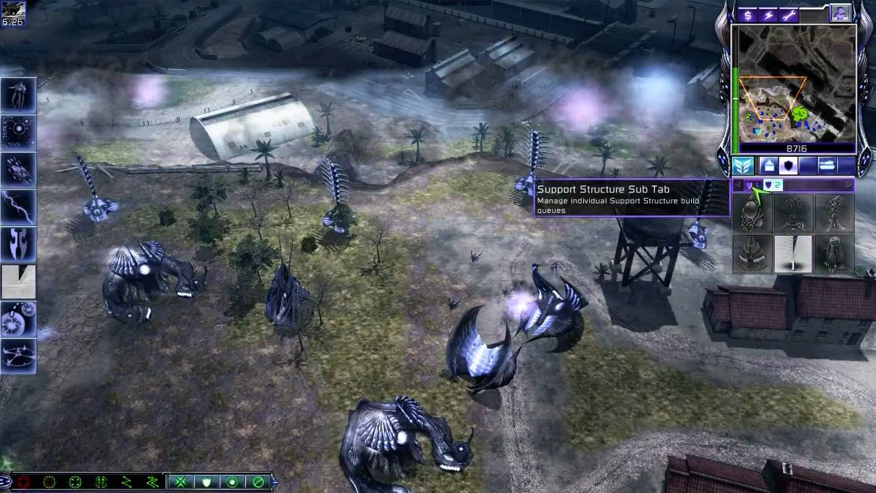 play command and conquer tiberium wars