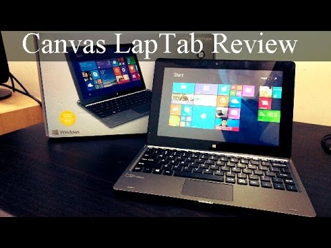 Micromax Canvas LapTab Review