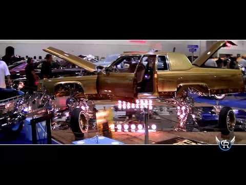 SSOL - California Lowriders [LAS VEGAS LOWRIDER MAGAZINE CAR SHOW 2014]