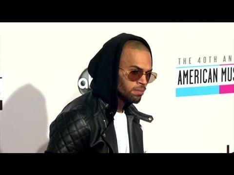 Chris Brown Checks Into Rehab For Anger Management