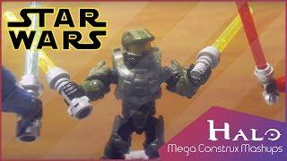 download lagu Star Wars  A Halo Mega Construx Mashup gratis