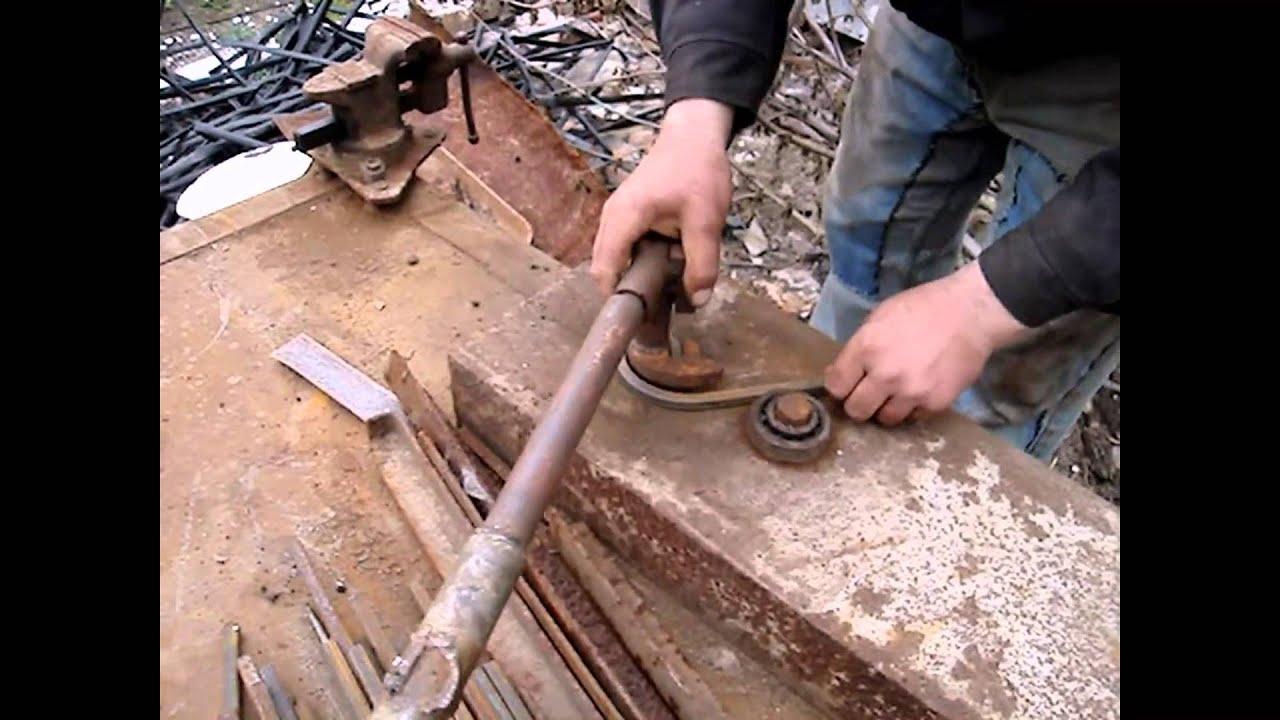 Как сделать станки для холодной ковки своими