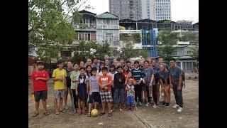 BV Nhi Đồng Tp.HCM - Volunteers Around the World (VAW) - chuyến xe yêu thương Bình Dương