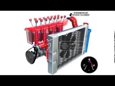 Como Funciona El Sistema De Refrigeracion Del Motor Napa