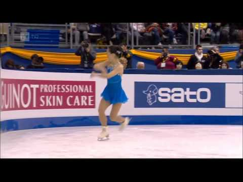 Akiko Suzuki - 2012 World Figure Skating Championships in Nice - Free Program