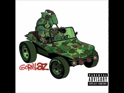 Gorillaz -M1A1 -Shortened Intro-