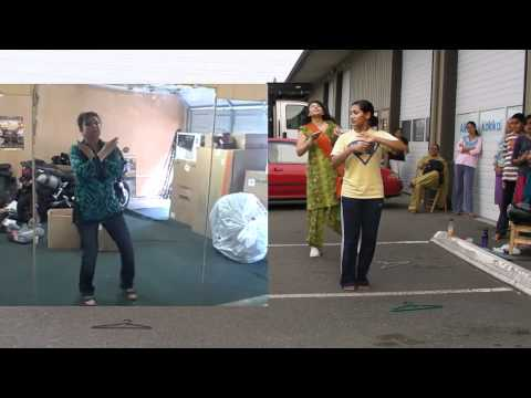 Rhythms Of India - Chitte Suit Te Practice - South Everett 2010-08-xx video