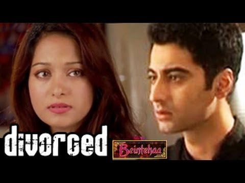 Aliya & Zain TO GET DIVORCED in Colorstv Beintehaa 18th June 2014 FULL EPISODE HD