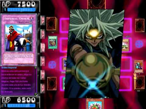 Yu gi oh marik the darkness duelo online br deck toon
