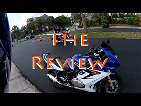 The Review - 2008 Suzuki GS500f