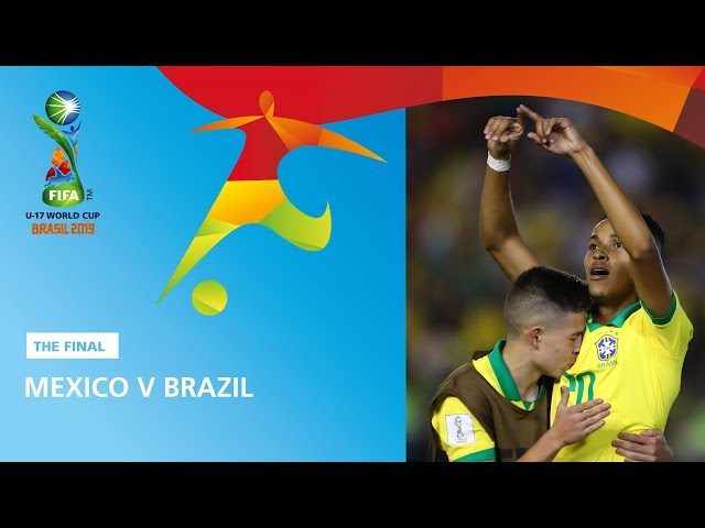 [FINAL] Mexico v Brazil Highlights - FIFA U17 World Cup 2019 ™ thumbnail