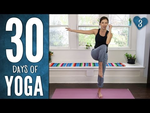 Day 3 - Forget What You Know - 30 Days of Yoga thumbnail