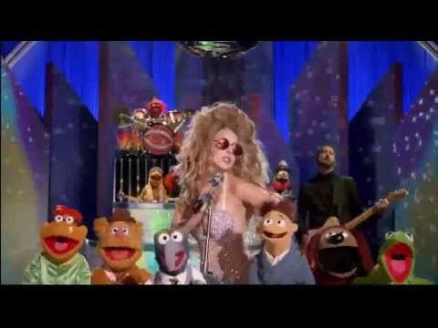 Lady Gaga Venus Live | Thanksgiving Muppet Special Music Videos