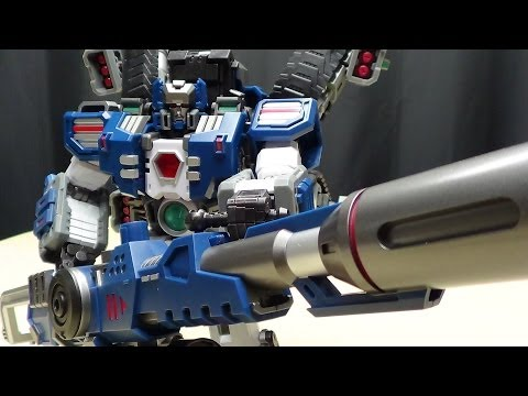 Perfect Effect WARDEN (IDW Fortress Maximus): EmGo's Transformers