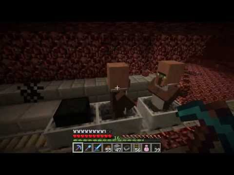 Etho Plays Minecraft - Episode 273: Nether Village?