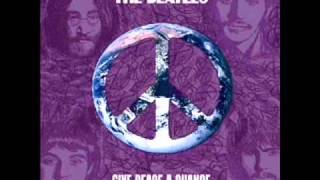 Watch Beatles Give Peace A Chance video