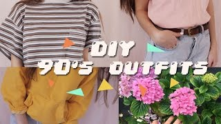 Cheap Vintage 90's Outfits