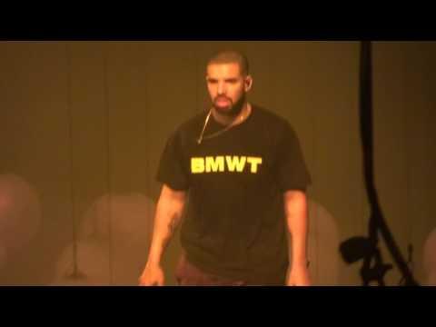 Drake - Controlla  - live Manchester 2017