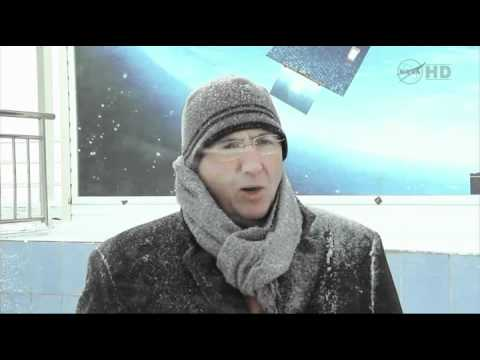 ISS Expedition 29/30 - Soyuz TMA-22 Post-Launch Interviews