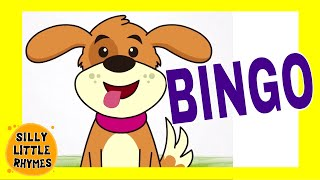 🐶 BINGO Nursery Rhymes | Top Animated English Kids Songs | HD 🐶