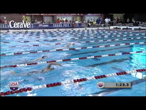Women's 400m Freestyle B Final - 2012 Columbus Grand Prix