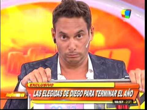 ¿Rocío Oliva le pidió a Maradona que le tape la cara a Dieguito Fernando, por feo?