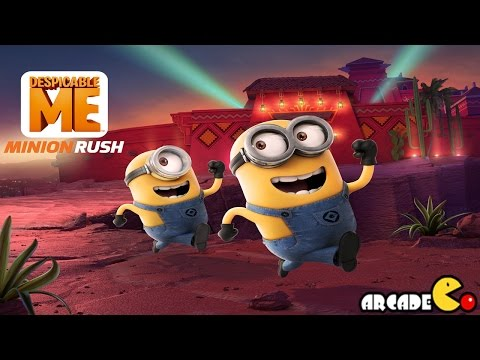 Despicable Me: Minion Rush New Update New Minion Carl New Secrect Areas New Events Coming Soon video
