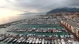 Video Drone Marina di Lavagna Porto turistico