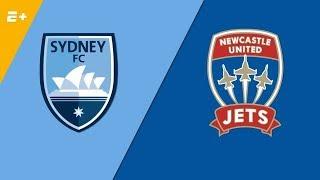 FIFA 19 | Sydney FC VS Newcastel Jets | Hyundai A-League 2018-19