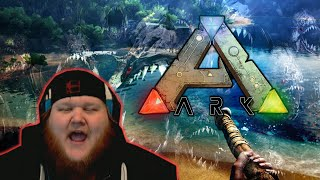ARK: Survival Evolved | Part 1 | PIRANHAS ARE DEADLY