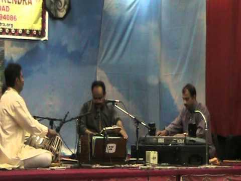 Bhajan by Puttoor Narasimha Nayak on Sep. 17 2010  SDK Sunnyvale...